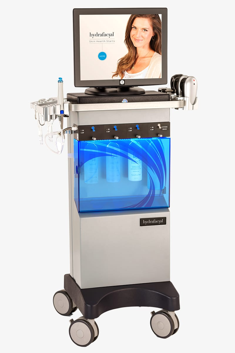 Gerät zur Behandlung mit HydraFacial in Konstanz