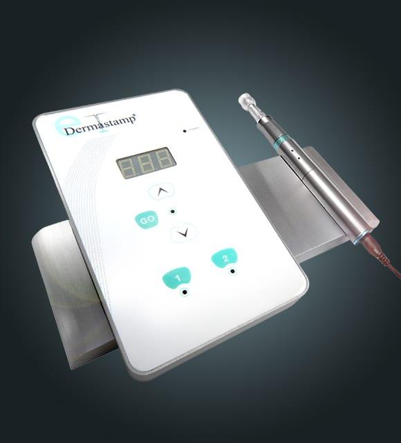 Gerät zur Behandlung mit Microneedling in Konstanz