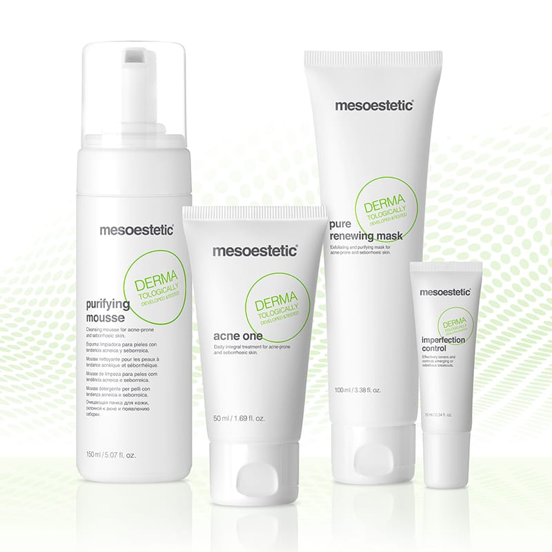 Mesoestetic Acne Beauty-Produkte und Kosmetik in Konstanz